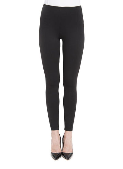 Lysse Taylor Seamed Legging in Black
