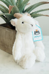 Jellycat Bashful Goat Stuffed Animal