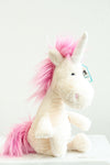 Jellycat Snafflebaggle Ursula Unicorn Stuffed Animal
