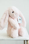 Jellycat Bashful Bunny Blush Stuffed Animal