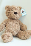 Jellycat Bumbly Bear Small Stuffed Animal