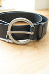 Brave Leather Vika Belt in Black