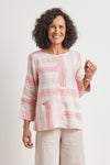 Habitat Coral Chatham Pullover Top
