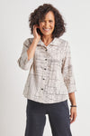 Habitat Abstract Tribal Easy Button Top