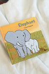 """Elephant"" Book by Jellycat"