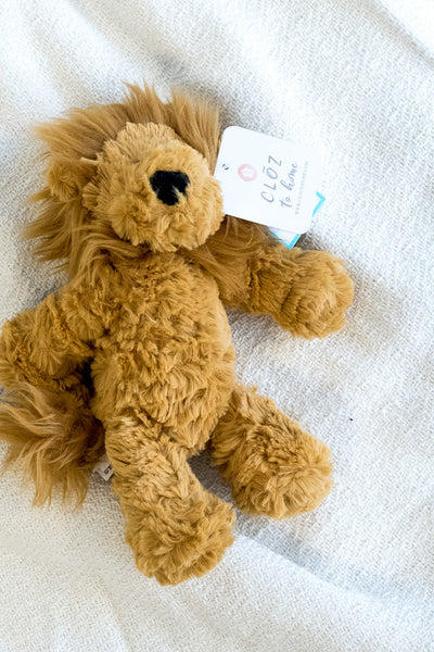 Jellycat Small Squiggles Lion