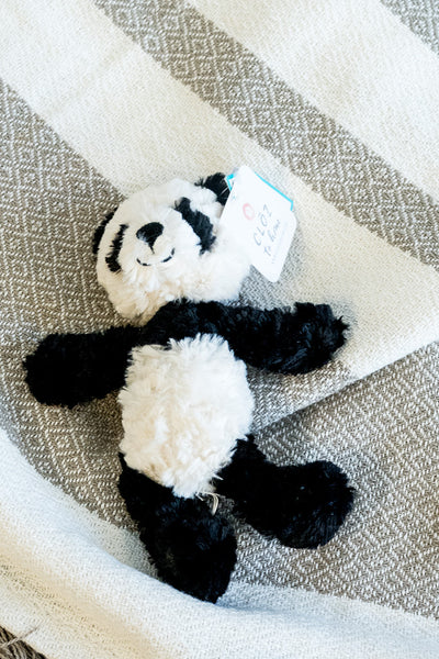Jellycat Small Squiggle Panda