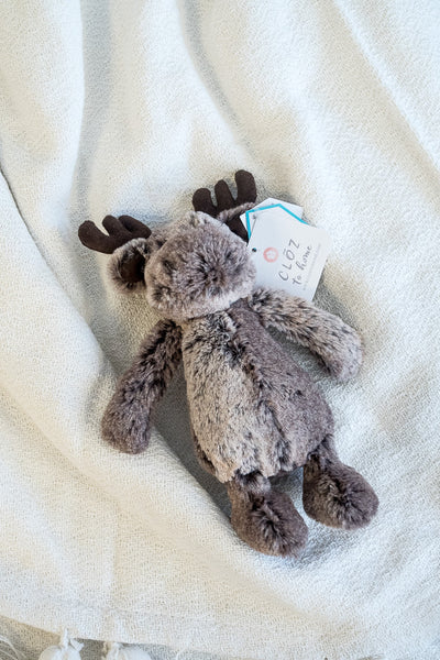 Jellycat Small Bashful Marty Moose