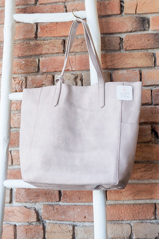 Joy Susan North South Bella Tote Light Pink
