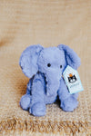 Jellycat Baby Fuddlewuddle Blue Elephant