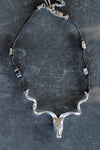 Uno de 50 Sitting Bull Silver Necklace