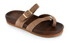 Corky's Heavenly Taupe Sandal