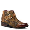 L'Artiste Georgiana Camel Multi Leather