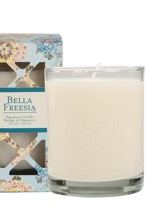 Bella Freesia Signature Candle