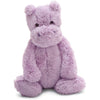 Jellycat  Medium Bashful Lilac Hippo
