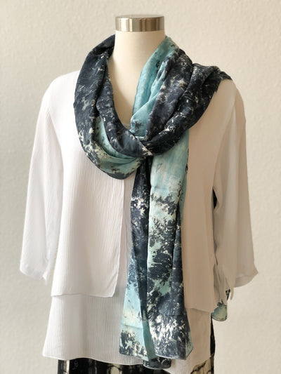 Lost River Wrap / Scarf
