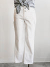 NYDJ Sheri Ankle Optic White Jeans