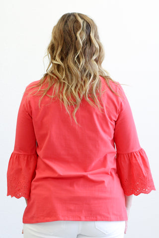 Free People Layered Ruffles Blazer OB560080