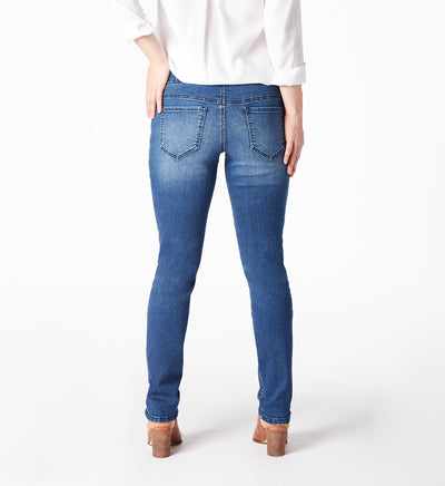JAG Jeans Nora Skinny With Embroidery