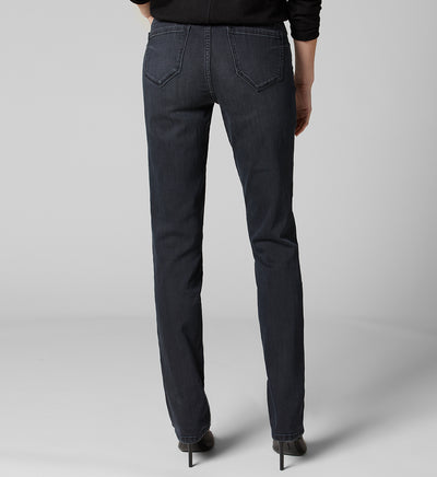 Jag Jeans Ruby Straight Leg Jeans Lincoln Grey