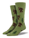Socksmith Bigfoot - Moss, Men's Socks