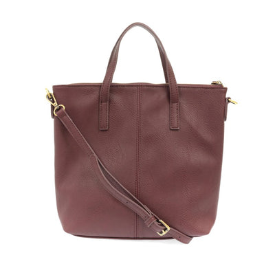 Joy Susan Kim Top Zip Medium Tote