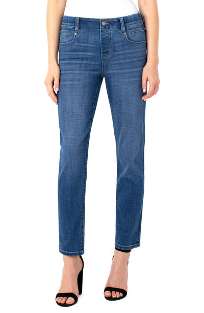 Liverpool Gia Glider Slim Denim Jean