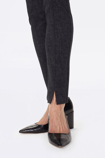 NYDJ Basic Legging With Front Slit