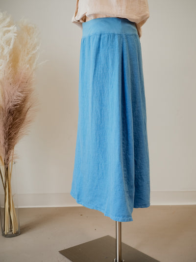 Solid Rust Light Scarf