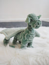 Jellycat Drake Green Dragon