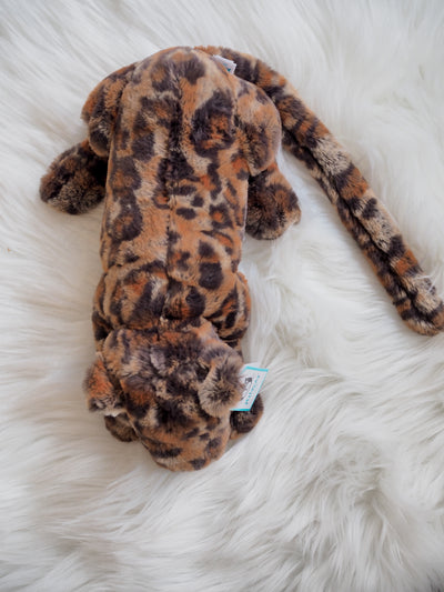 Jellycat Little Livi Leopard