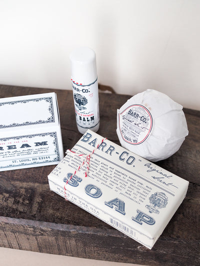 Barr Co. Hand Cream in Original