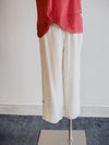 Habitat Summer Garden Button Oatmeal Pant