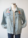 Johnny Was Lidia Denim Jacket