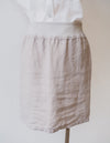 Cut Loose Walking Skirt in Rye