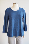 Habitat Twilight Blue Swing Top