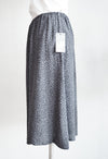 Habitat Grey Dot Easy Skirt