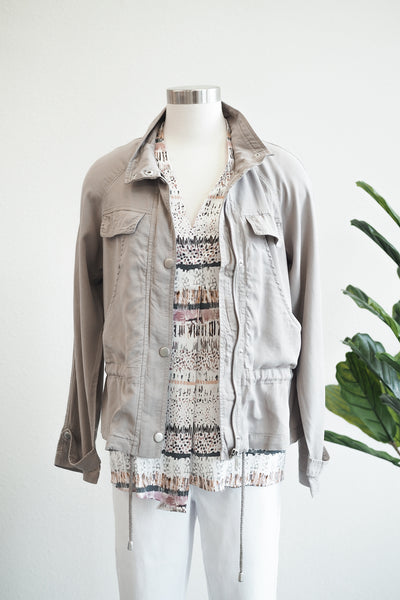 Tribal Clothing Dry Sand Cargo Jacket