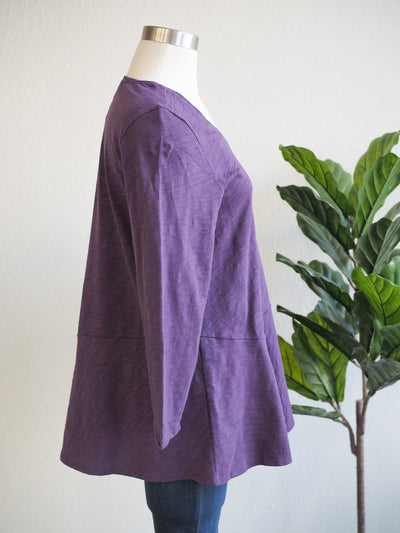 Habitat Cotton Flounce V Neck Tunic