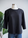Before You Scuba Modal Wide 3/4 Sleeve Top