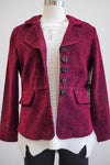 Habitat Chenille Cranberry Jacket - Women's Clothing
