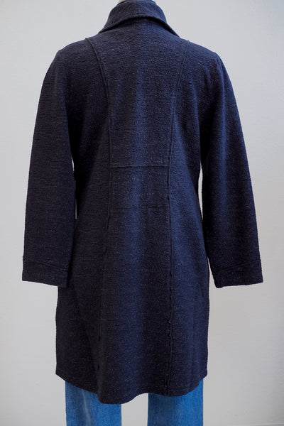 Habitat Black Long Car Coat