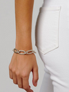 Uno de 50 Silver Chain AWESOME Bracelet