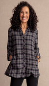 Habitat Hidden Pocket Button Tunic