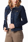 JAG Jeans Classic Dark Denim Jacket
