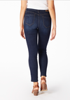 Jag Jeans Cecilia Skinny Night Breeze Denim Jeans