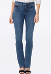 NYDJ Marilyn Straight Leg Denim Presidio