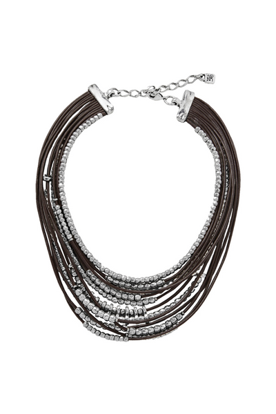 UNO DE 50 Omariba Layered Necklace