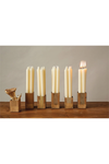 Unscented Taper Candles in Box