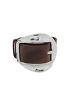 Uno de 50 YOUR EXCUSE Leather Buckle Bracelet